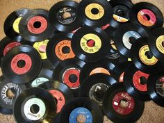 45 Records Collection