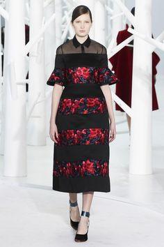 Delpozo New York Fashion Week AW '15'16