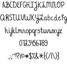 Image for KG A Thousand Years font