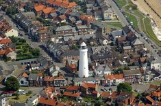 Lighthouse: Southwold Lighthouse Trinity House, Tower Stand, Seaside Resort, Water Tower, Norfolk, East Coast, The Locals, Paris Skyline, Coastal