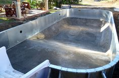 Do It Yourself Inground Swimming Pool