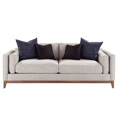 Roy's Furniture Chicago wants you to add a statement piece of furniture to your living room with this comfortable sofa. Plywood Furniture, Couch Furniture, Living Room Furniture, Modern Furniture, Pallet Furniture, Furniture Price, Dream Furniture, Entryway Furniture, Furniture Market