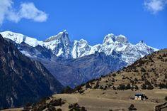 Bhutan zum Masagang   Trekking & Reisen
