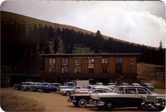 Berthoud Pass, Colorado, 1950s   Hemmings Daily