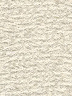 Antiquity in Cream is a uniquely patterned textural cloth in a soft off-white for multiple residential uses comprised of creamy vanilla 100% Belgian linen. Visually significant warp and weft yarns are easily viewed from a distance. Clustered areas of finer scale yarns undulate between dense areas of heavier gauge yarns to create surface interest and a slight geometric effect.