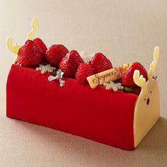 赤に恋する!「銀座三越」で選ぶ、ベリー系クリスマスケーキ5選|ニュース - OZmall