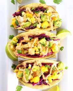 """5,778 Likes, 57 Comments - How To Meal Prep 🍱 (@how2mealprep) on Instagram: """"""""Fish Tacos with Mango Guacamole! .TAG some Friends who would Love this! .Ingredients: corn…"""""""