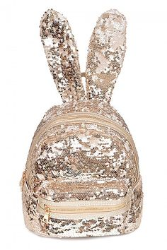 $24 Womens Bunny Backpack