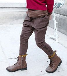 pants and boots