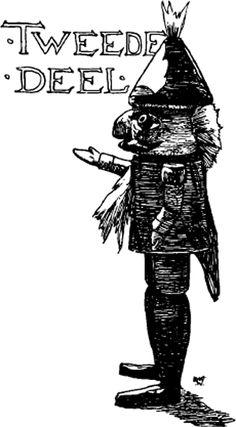 Notenkraker en muizenkoning auteur: E.T.A. Hoffmann illustrator: L.W.R. Wenckebach