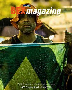 Tapa Bex Magazine numero 28 Dossier Brasil