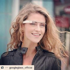 #Repost @googleglass_official with @repostapp  #wearables #googleglass #iot #smartdevices #smart #smartgirls #girls #Style #wearable #followme #follow4follow #likes #beauty #smile #tbt #instadaily #goodvibes by smartdevicez