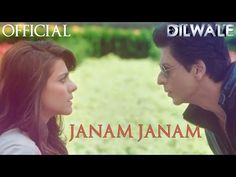 Janam Janam – Dilwale | Shah Rukh Khan | Kajol | Pritam | SRK Kajol Official New Song Video 2015 - YouTube