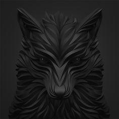 Las ilustraciones tridimensionales de Maxim Shkret | TodoGraphicDesign (Móvil)