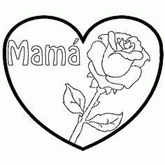 Dibujos Dia De La Madre 1 550x