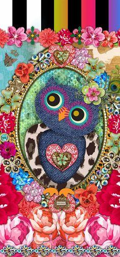 Melli Mello Strandlaken Owlie