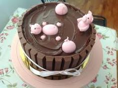 Image result for pig cakes