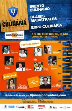 Batalla Culinaria en Tijuana / 13 Oct 2012