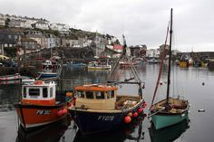 Ordinary weather in Mevagissy