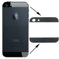 Apple iPhone 5 OEM Version Back Cover Top & Bottom Glass  Lens(Black) http://www.laimarket.com/apple-iphone-5-oem-version-back-cover-top-bottom-glass-lensblack-p-3581.html