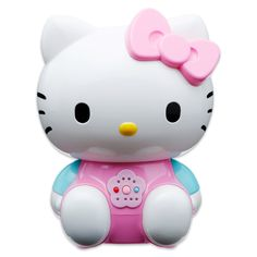 ハローキティ形加湿器 ピンク サンリオオンラインショップ - キティなどサンリオキャラクターグッズの公式通販サイト