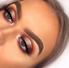 wedding makeup tips 29 Fabulous Makeup Ideas To Try This Year : Page 15 of 29 : Creative Vision Design Prom Makeup Looks, Cute Makeup, Perfect Makeup, Party Makeup, Simple Makeup, Wedding Makeup, Awesome Makeup, Creative Makeup, Dramatic Eye Makeup