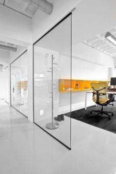 Millward Brown's Amsterdam Offices, Netherlands.
