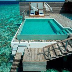 Dusit Thani Maldives: Mudhdhoo Island in Baa Atoll, Maldives