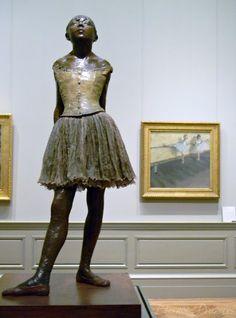 ESCULTURA de Edgard Degas
