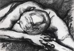 maglinty: Lucian Freud: The Painter's Etchings