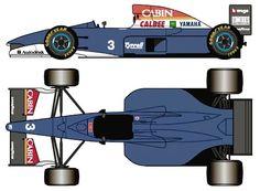 Tyrrell 021 1993
