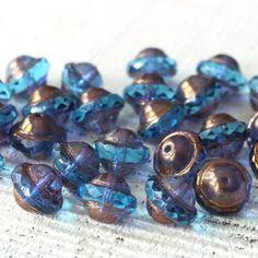 35 cm mat Petite Coloré Brick Beads 5x3mm