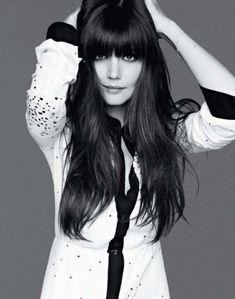 Katie Holmes- hair