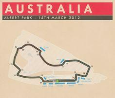 Albert Park, Australia - #SMDriver #F1