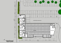 Plattegrond begane grond Floor Plans, Seeds, Floor Plan Drawing, House Floor Plans