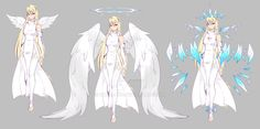Mode Compatibility with wings : Pure  - All compatible Agressive - All compatible Casual - All compatible Wild - All compatible Business - All compatible Rare Eternal -  Character Design References, Character Art, Kleidung Design, Poses References, Anime Dress, Drawing Base, Anime Angel, Drawing Clothes, Anime Outfits