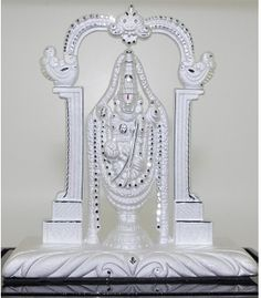 Pure metal Balaji silver collections