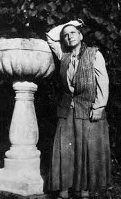 """gertrude stein """"...but not there, there is no there there. ..."""""""