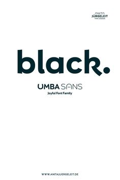 Umba Sans, font by Anita Jürgeleit. Umba Sans can be purchased as a desktop and a web font. Magazine Fonts, Typography Magazine, Poster Fonts, Typography Fonts, Lettering, Free Modern Fonts, Simple Fonts, Contemporary Fonts, Barber Logo