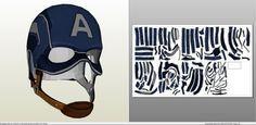 Captain America Civil War Cowl