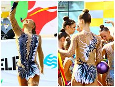 Rhythmic gymnastics leotard (photos by Felix-Photo)