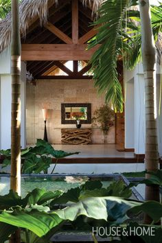 Photo Gallery: Relaxed Dominican Home | House & Home