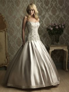 Princess Wedding Dresses could make the elegant side, graceful you. Wearing a dress princess wedding, you'll look cuter and beautiful, full of charm and elegance. Nowadays wedding dresses princess sell very well all over the world which reflects the fact women in all over the world are fond of this kind of dress mariage.