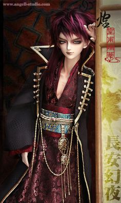 Doll: Huang-Global limited 50sets - AS-Charm(62-71+cm) Angell Studio En