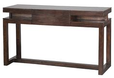 20 Awesome Urban Console Table Image Ideas
