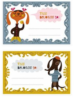 Running With Glitter: Orange You Lucky Back To School Printable Round Up