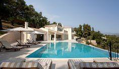 Luxury Villas in Corfu, Corfu luxury villa rentals, Villa Ferretti, Ionian Islands, Greece