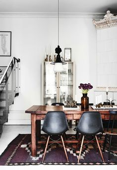 vintage Scandinavian apartment with character 2