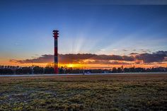 Wilhelmshaven Sonnenuntergang Leuchtturm (Sunset Lighthouse)