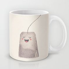 Tea by Lime Mug, $20.69